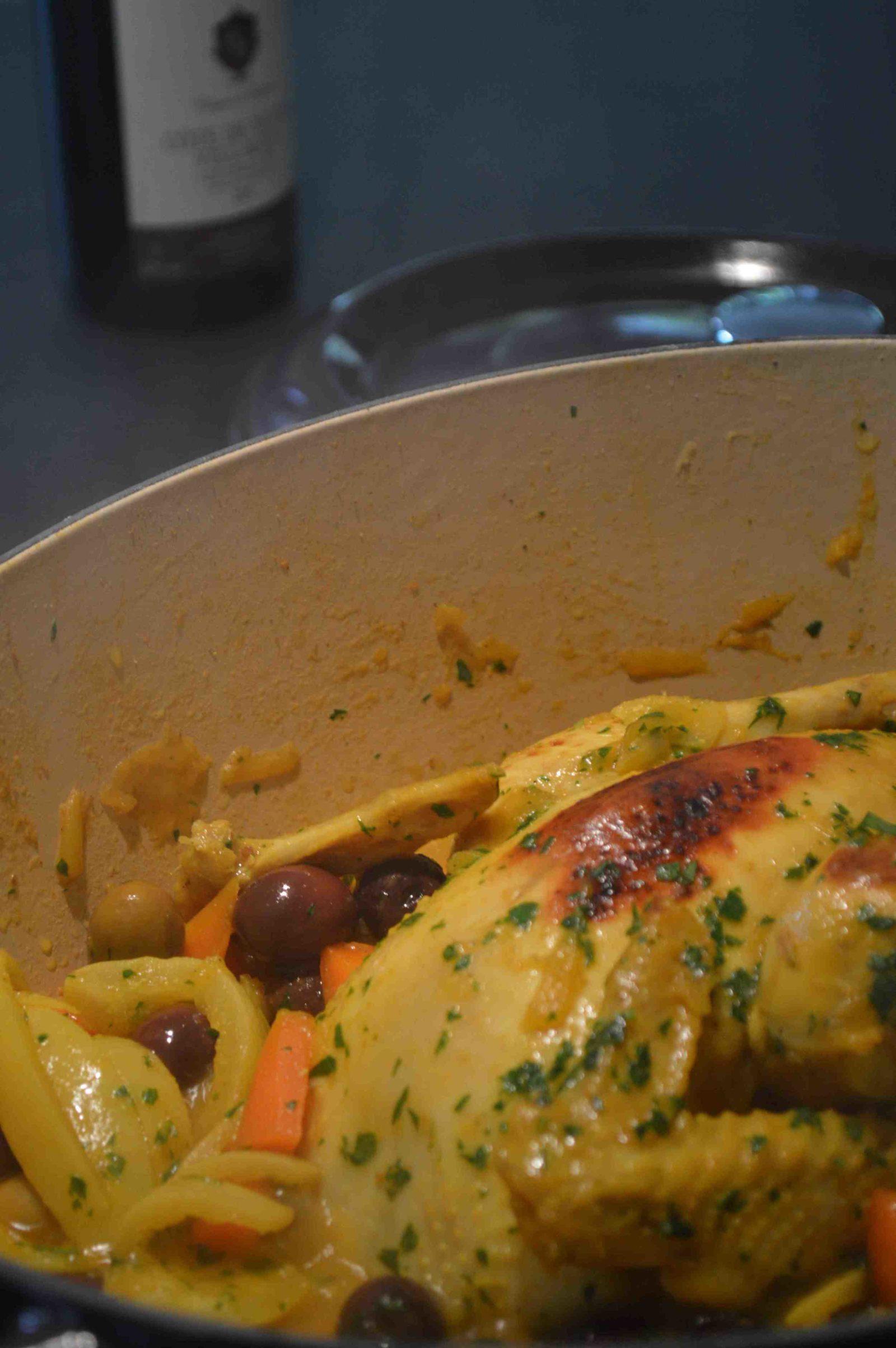 cuisson+cocotte+tagine+olives+et+citrons+confits