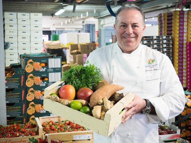 Laurent Huguet, chef alsacien de talent se lance dans le conseil