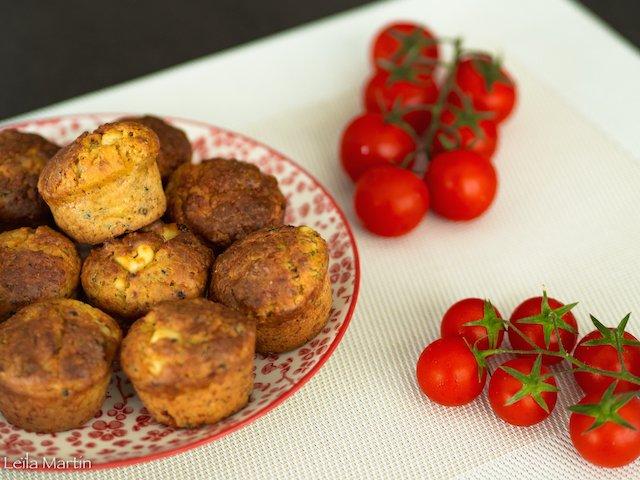 mini cake munster blanc tomates