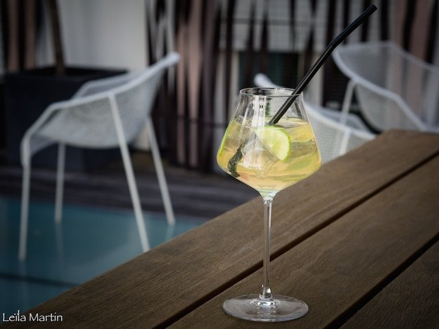 recette de cocktail à base de Limoncello et de Crémant d'Alsace