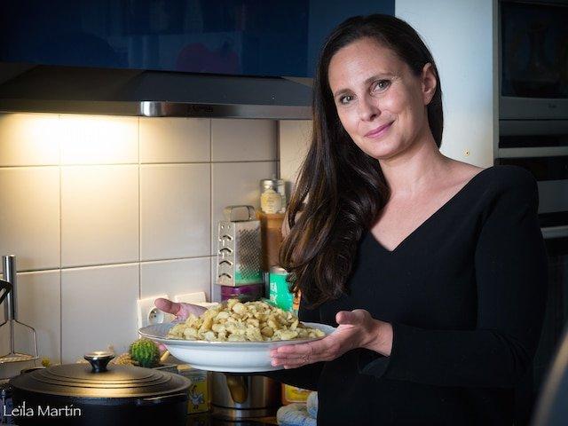 recette des spätzle de Francesca Gariti