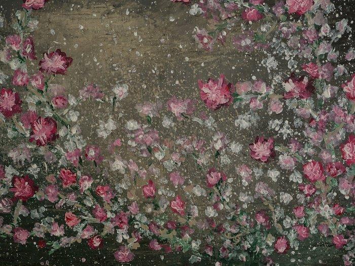 peinte par Francesca Gariti
