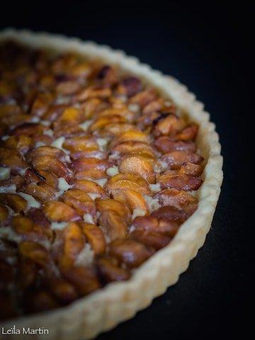 recette de la tarte aux mirabelles alsacienne