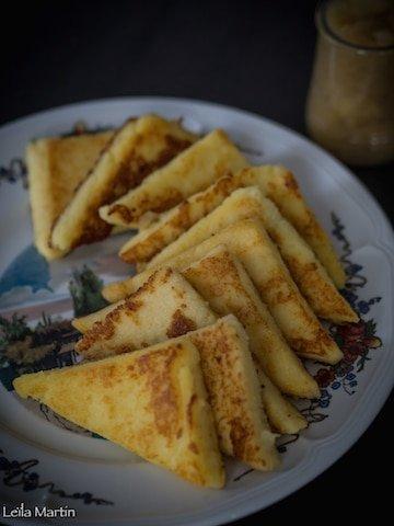 recette des Griesknepfle