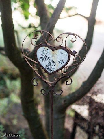 Image d'un coeur à la Cour de Lise à Willgottheim