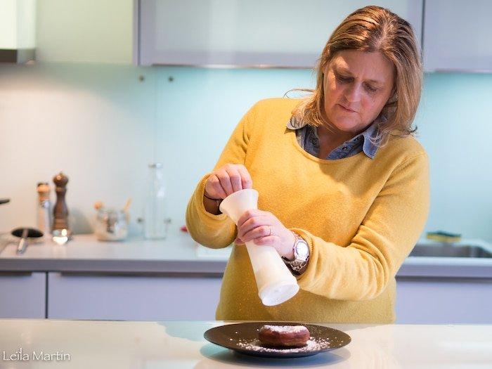 la recette des beignets de mamie Didi par Catherine Linder-Collinet