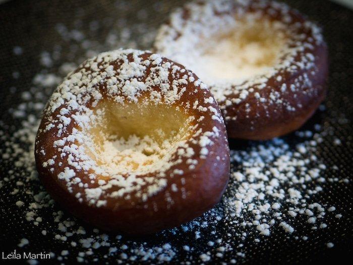 recette des beignets de mamie Didii par Catherine Linder-Collinet