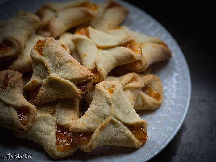 recette de bonnets de moine, biscuits de Noël à la confiture