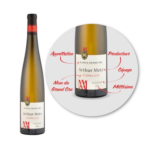 Bien choisir son vin : comment lire une étiquette